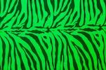 Animal Print Hologram (Lime/Black)