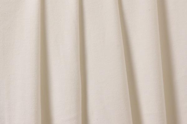 Cotton Lycra® (Off-White) (Medium-weight)