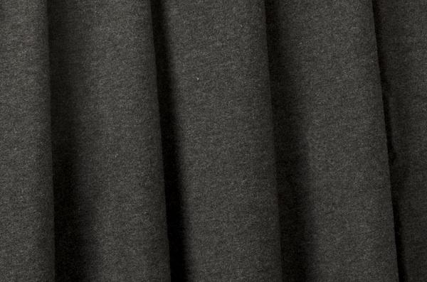 Cotton Lycra® (Dark Heather Gray)(Medium weight)