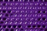Metallic Pattern Spandex (Purple)