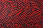 Printed Mesh (Red/Black)