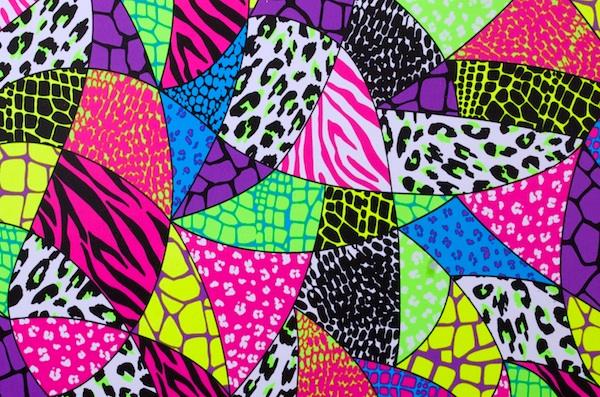 Animal Prints (Purple/Yellow/Multi)