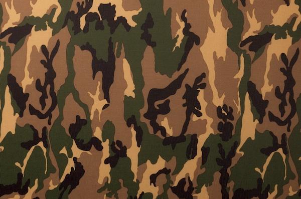 Printed Camouflage (Green/Beige/Black/Multi)
