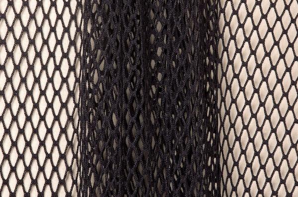 Big Hole Fishnet (Black)