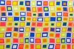 Printed Spandex (Orange, Lime, Blue, Multi)
