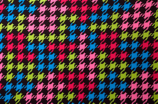 Printed ITY (Blue/Lime/Pink/Multi)