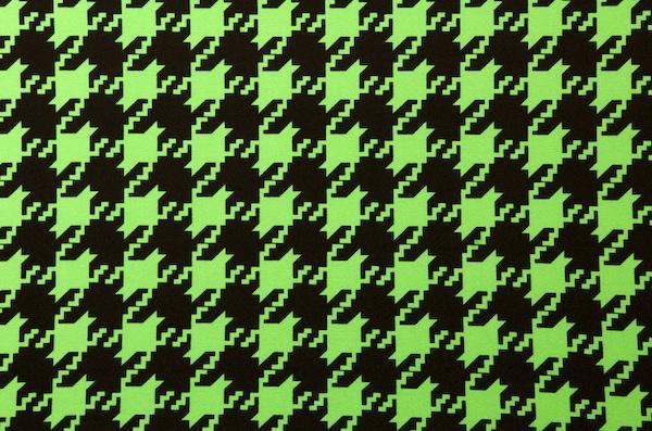Printed ITY (Green/Black)