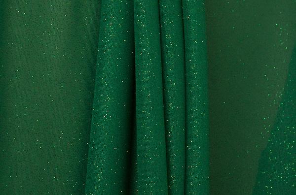 Sheer Glitter/Pattern (Kelly/Kelly)