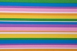 Printed Stripes (Blue/Green/Yellow/Multi)