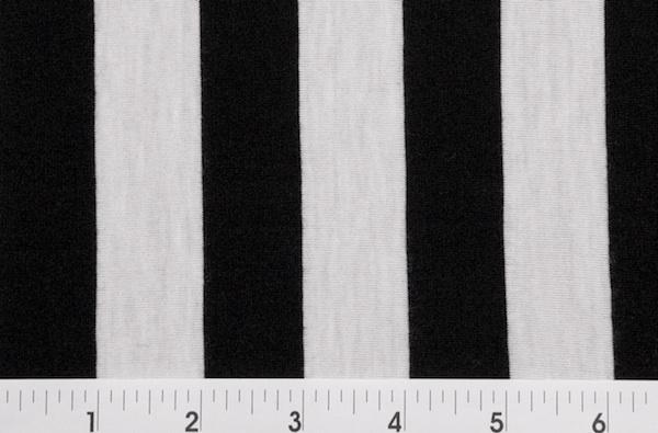 Stripes  Rayon Lycra  1