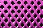 Metallic Pattern Spandex (Fuchsia)