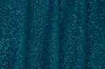Sheer Glitter/Pattern (Teal/Teal)