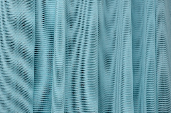 Stretch Solid Mesh (Baby Blue)