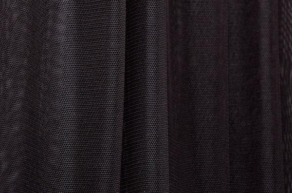 Metallic Mesh (Black/Black)