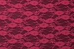Stretch Lace (Fuchsia)