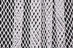 Big Hole Fishnet (White)