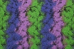 Printed Cotton Lycra® (Black/Lime/Purple/Multi)