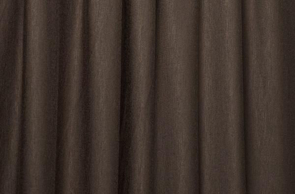 Rayon Lycra® (Dark Brown)