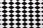 Printed Spandex (Black/White)