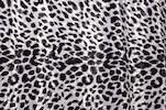 Animal Print Stretch Velvet (Leopaed print)