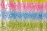 Pattern/Abstract Hologram (Pink/Green/Blue/Multi)