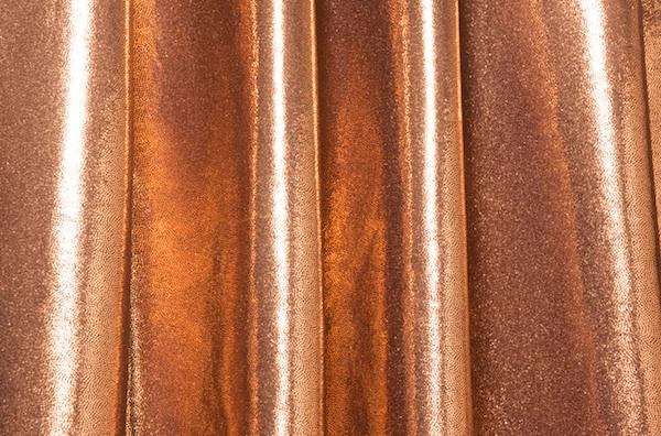Mystique Spandex (Chocolate/Copper)