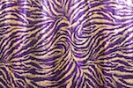 Stretch Sequins (Purple/Gold)