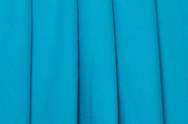 Cotton Lycra® (Turquoise)(Medium-weight)