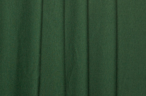 Cotton Lycra® (Dark Green)(Medium-weight)