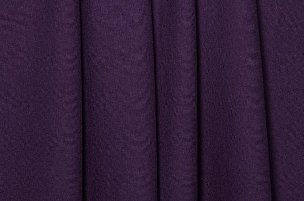 Cotton Lycra® (Purple)(Medium-weight)