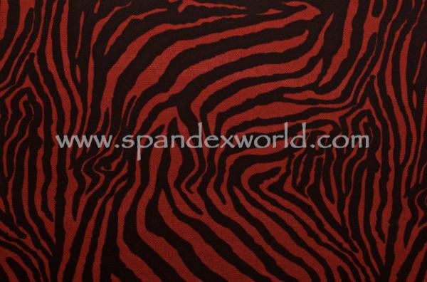Printed Mesh (Black/Red)