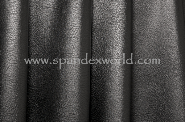 Faux  Leather - 4 Way (Black)