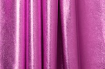 2 Way Metallic Spandex (Fuchsia)