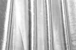 4 Way Metallic Spandex-shiny (Silver)