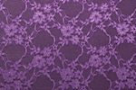 Stretch Lace (Purple)