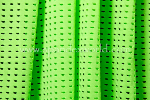 Novelty Spandex (Lime)