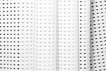 4 way stretch- Athletic net (White)