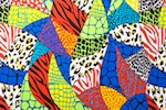 Animal Prints (Red/Yellow/Lime/Multi)