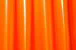 4 Way Stretch Vinyl - Shiny (Neon Orange)