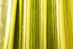 4 Way Metallic Spandex-shiny (Black/Lime)