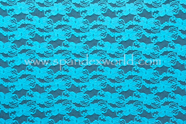 Stretch Lace (Turquoise)