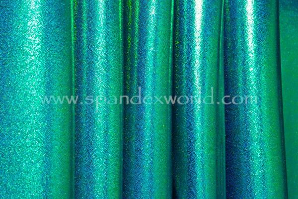 Mystique Spandex (Pacific Blue/Kelly)