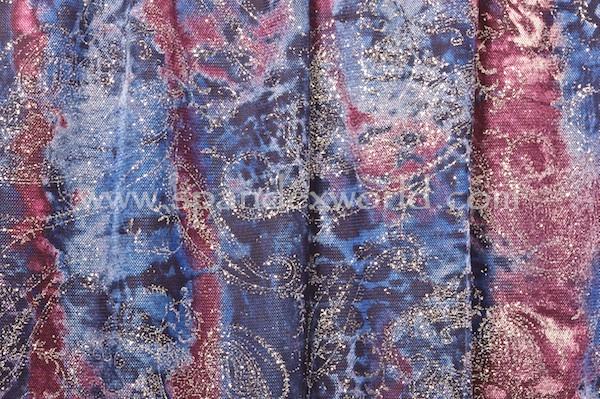 Glitter/Pattern Mesh (Navy/Purple/Silver/Multi)