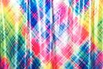 Printed Stretch Velvet (Multicolored)