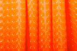 Holographic Vinyl (Bright Orange)