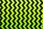 Printed Spandex (Black/Neon Lime)