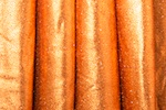 Metallic Pattern Spandex (Black/Copper)