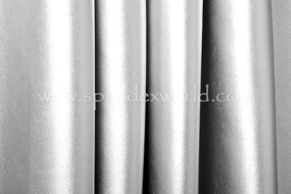 Faux Leather - 2 Way (Silver)