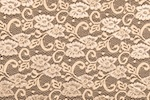 Stretch Lace (Taupe)