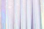 Reflective Mystique Spandex (White/Silver/Pearl)
